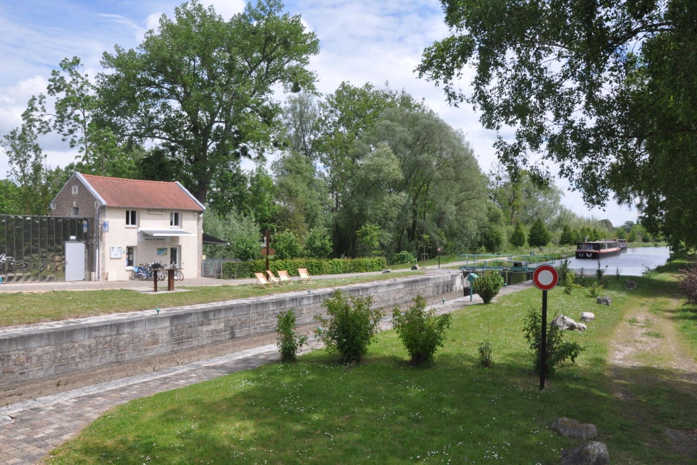 Maison éclusière d'Ailly sur Somme