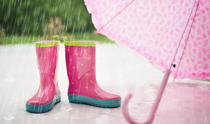 #Il pleut !