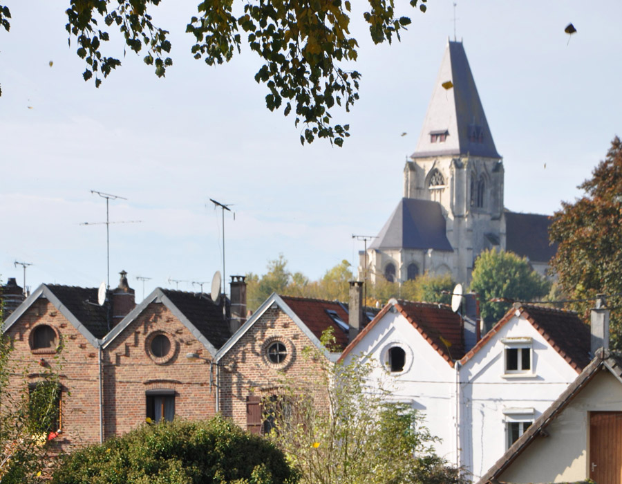 Visite village picquigny