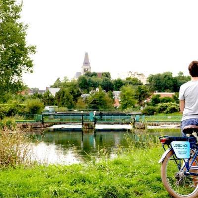 13 août - Balade vélo commentée