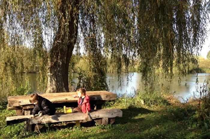 Balade nature à Bourdon