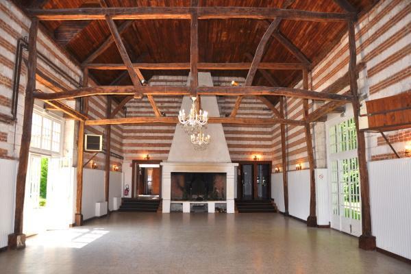 Salle de réception - Vue intérieure