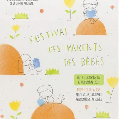 23 octobre/6 novembre - Festival Parents Bébés